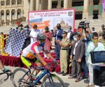 Karnataka CM BS Yediyurappa flags off the Infinity Ride 2020 as riders resume their journey from Banglore