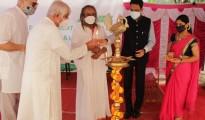 Lamp lightening ceremony_7 sept