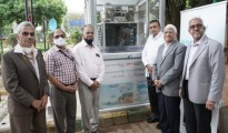 The AWG at the JNP was inaugurated by Dr. T K Alex, Hon. Distinguished Professor ISRO, AntarikshBhavan,